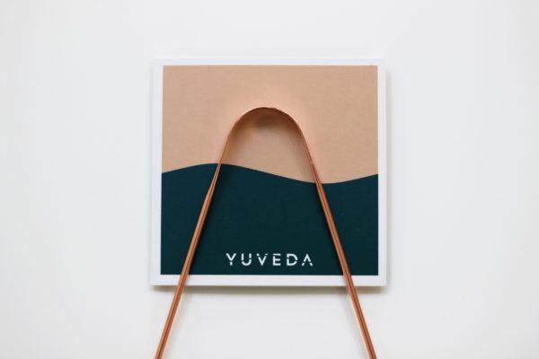 Zungenschaber gegen Mundgeruch von Yuveda